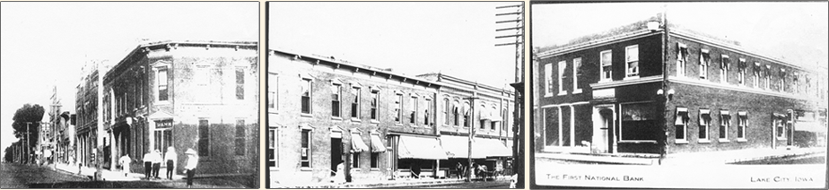 Past Cornerstone Building Photos